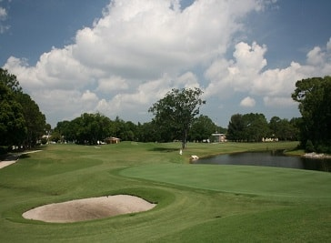 Dubsdread Golf Course in Orlando