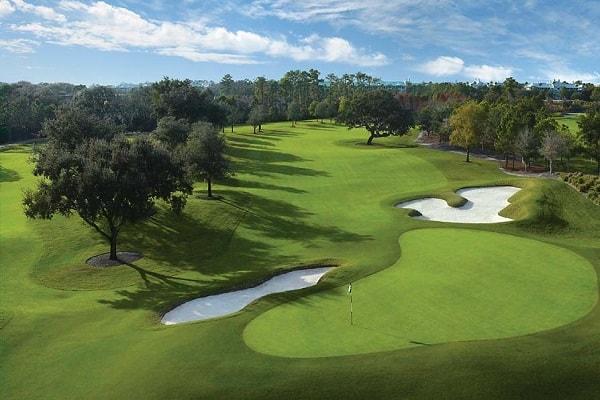 Golf Clubs in Orlando