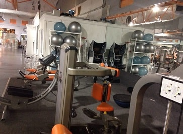 Gym Downtown in Orlando