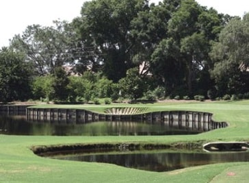 Orange Tree Golf Club in Orlando
