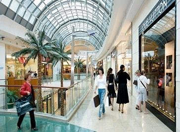 The Mall at Millenia in Orlando